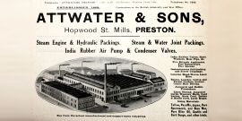 Attwater & Sons History